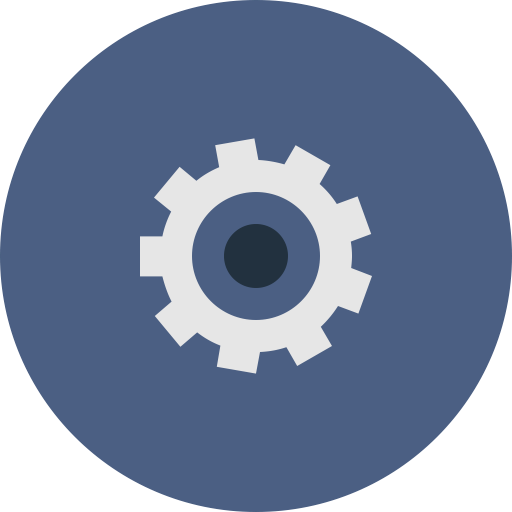 Cog, Control, Settings, Options, System, Gear Icon