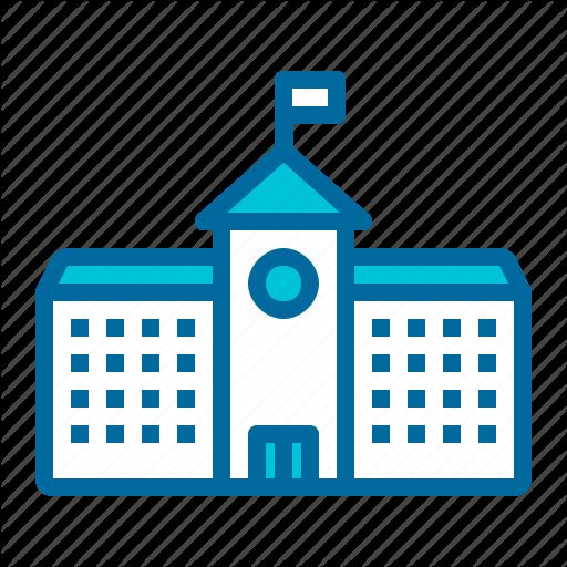 Academy, Building, College, School Icon