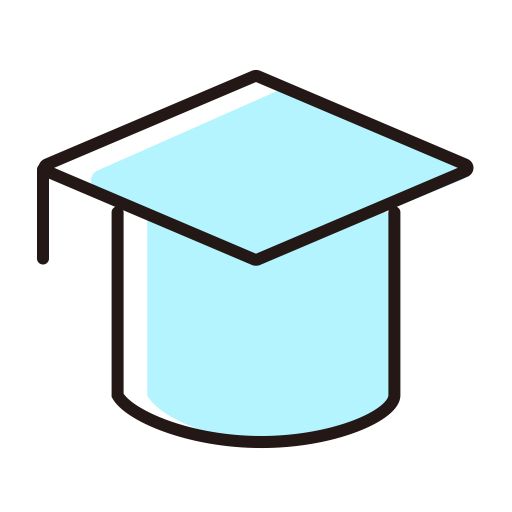 College C, College, Diploma Icon With Png And Vector Format
