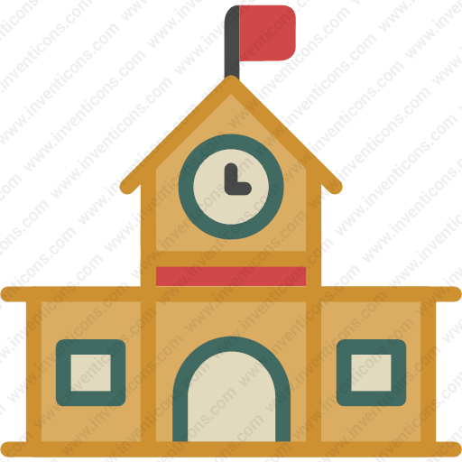 Download Academy,college,school,schoolhouse Icon Inventicons