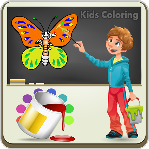 Kids Coloring Book Appstore For Android