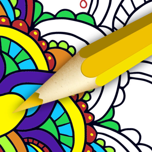 Mandala Coloring Book Draw Amazing Coloring Pages