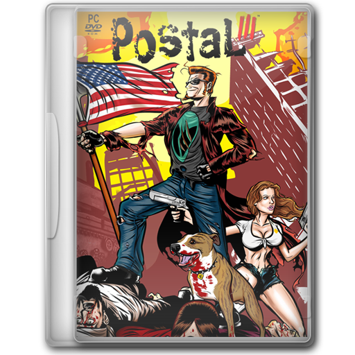 Postal Iii Icon Game Cover