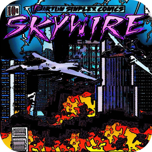 Skywire The Comic Book Game