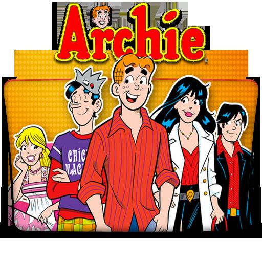 Archie Comics Folder Icon