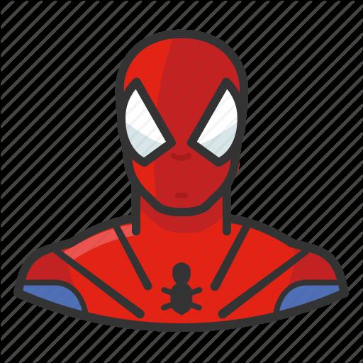 Comics, Spiderman, Superhero Icon