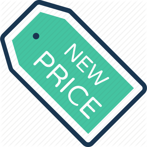 Commercial Tag, Label, New Price, Price Tag, Tag Icon