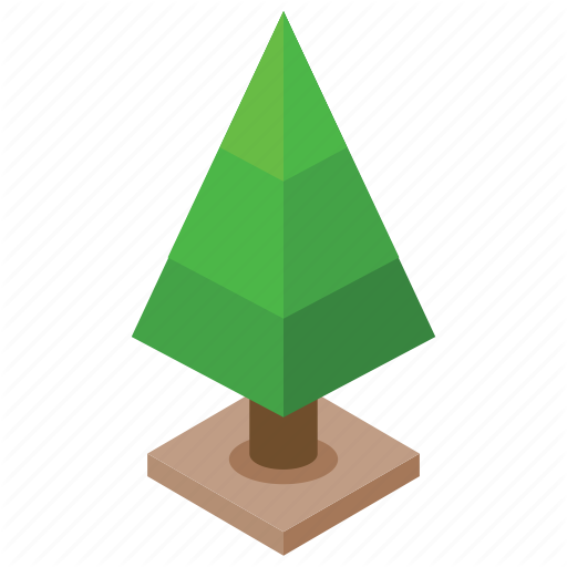 Conifer Tree, Nature, Pine Tree, Spruce Tree, Tree Icon