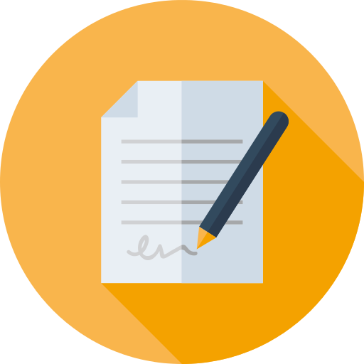 Contract Paper Png Icon