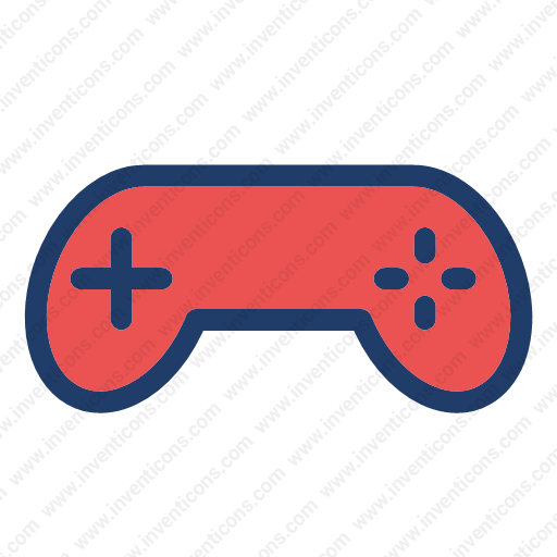 Download Controller,game,gamer Icon Inventicons