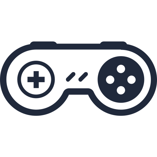 Game, Controller, Pad Icon Free Of Retro Items