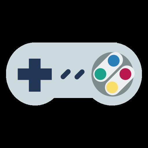 Input, Gaming, Game Pad, Controller Icon Free Of Super Flat Remix