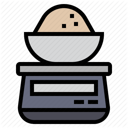 Cooking, Cooking Scale, Food, Kitchen Icon