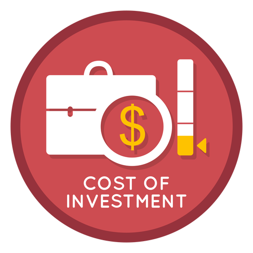 Cost Of Investment Icon