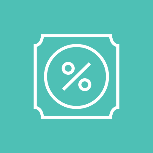Discount, Coupon Icon Free Of E Commerce Linear Icon Set