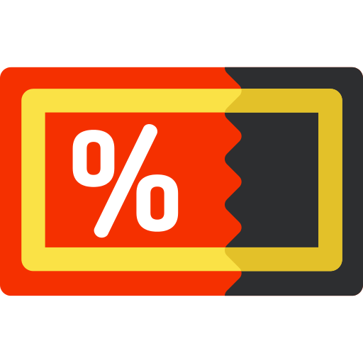 Voucher Coupon Png Icon