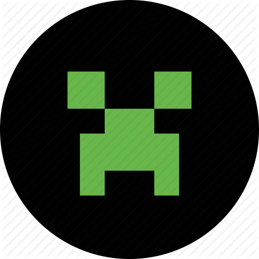 Creator, Game, Gaming, M, Minecraft, Sign, Video Icon