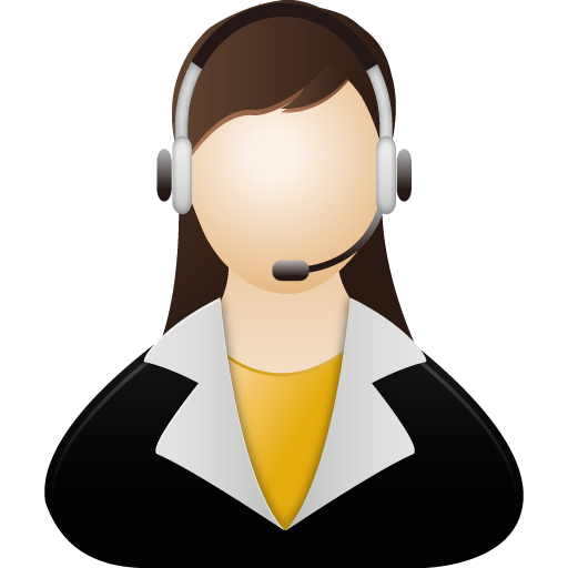 Customer, Service Icon Free Of Pretty Office Icons