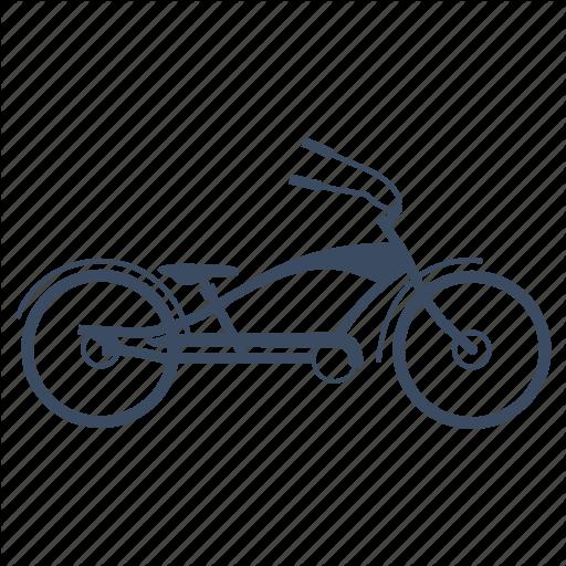 Bicycle, Bike, Bikes, Chopper, Chopper Style, Customized Bicycle