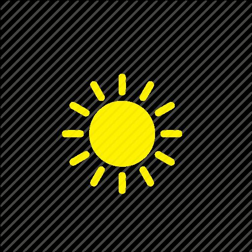 Cute, Sun, Untitled Icon