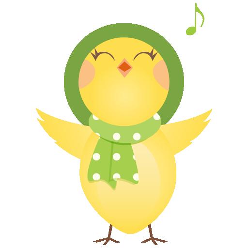 Singing Chicken Icon