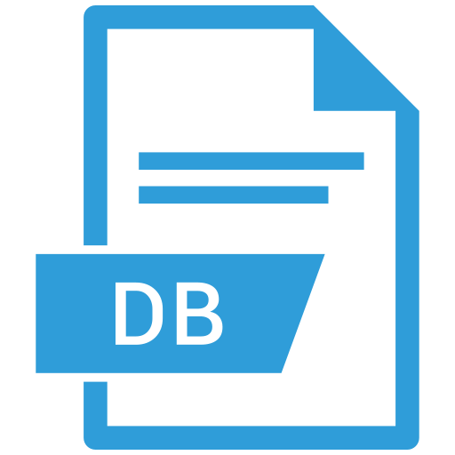 , Extension, Db Icon Free Of Extension Names Vol Icons