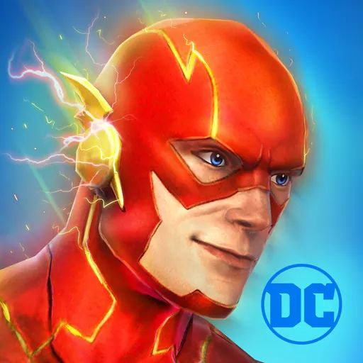 New Game Icon The Fastest Man Alive