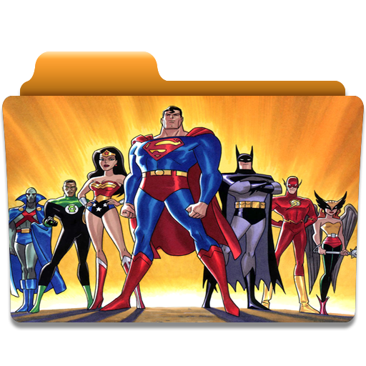 Justice League Icon Images