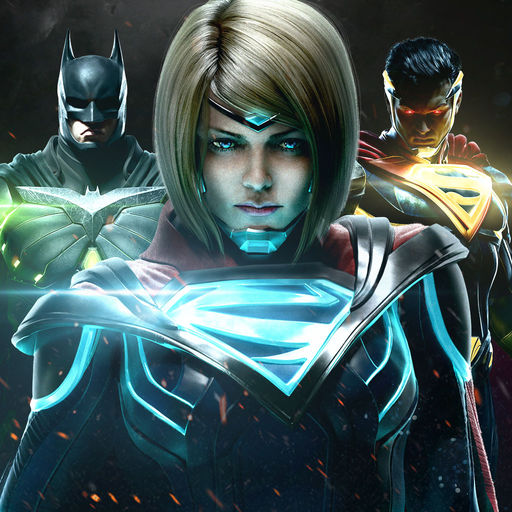 Injustice Games And Apps