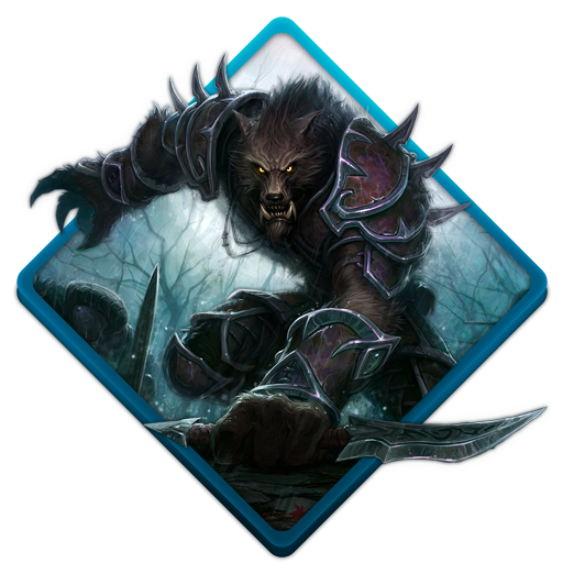 Worgen, Wow Icon