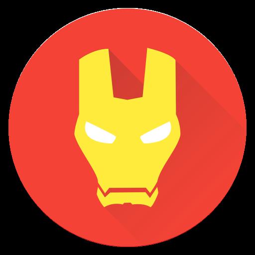 Ironman, Hero, Man, Saver, Superhero, Super, Iron Icon