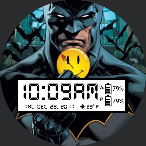 Batman Watchmen For Huawei Watch
