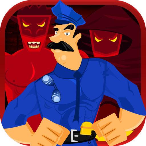 Crazy Cop Vs Devil Thief