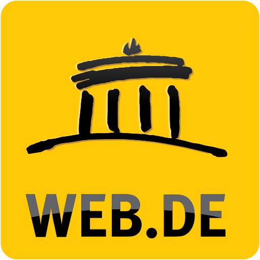 Webde Icon Free Of Address Book Providers In Colors