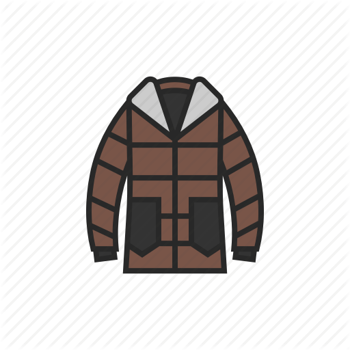 Clothes, Cold, Fashion, Jacket, Men, Winter Icon