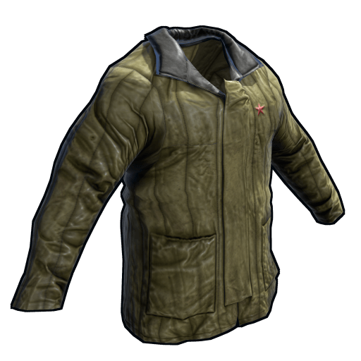 Telogreika Jacket Rust Wiki Fandom Powered