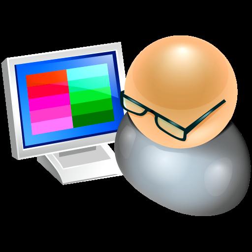Web Designer Icon