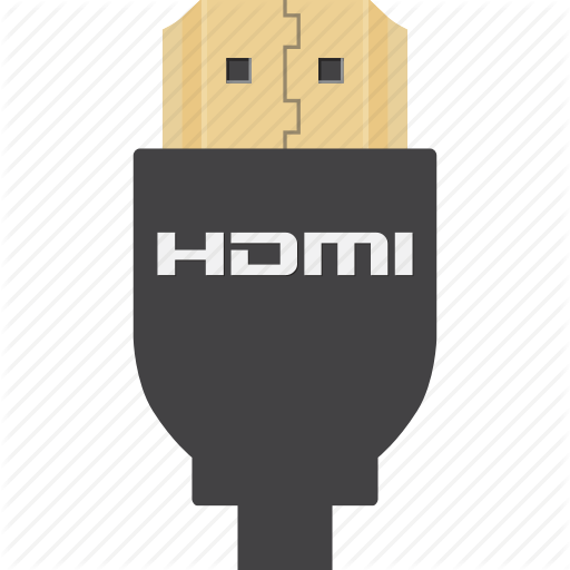 Adapter, Cable, Cord, Definition, Hdmi, High, Interface, Video Icon