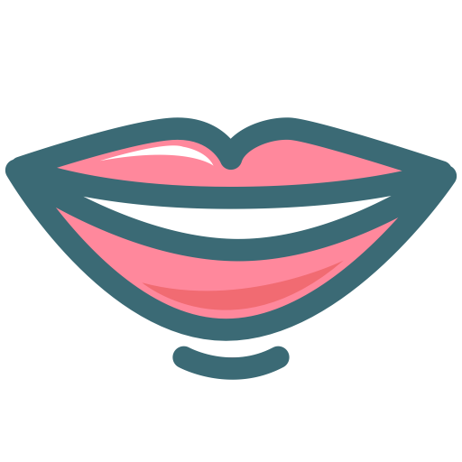 Smiling Royalty Free Tooth Icon Huge Freebie! Download