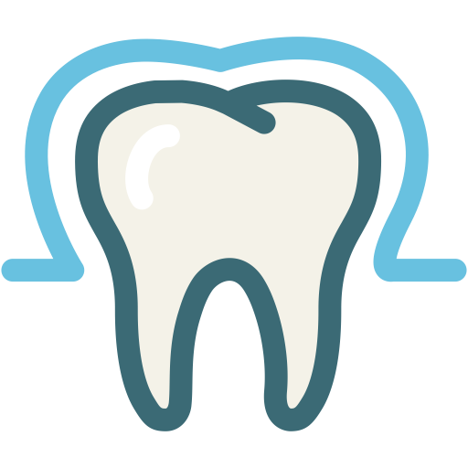 Dental, Dentist, Enamel, Enamel Teeth, Medical, Protection, Tooth Icon