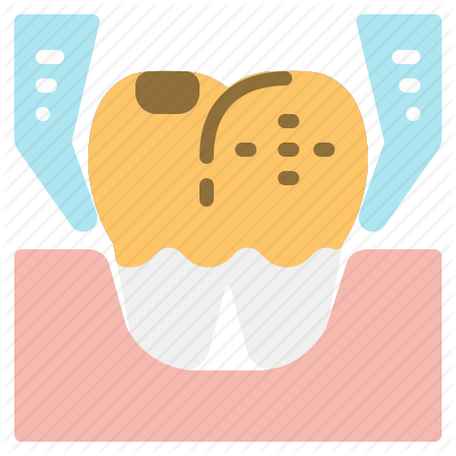 Decay, Dental, Dentist, Extraction, Health, Teeth, Tooth Icon