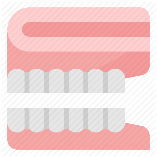 Denture, Healthcare, Medical, Teeth, Tooth Icon