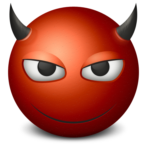 Devil Icon Halloween Iconset Arrioch