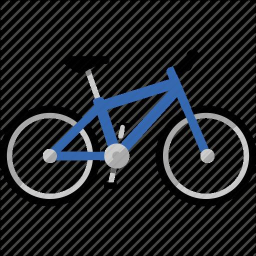 Bicycle, Bike, Cycling, Gear, Mountain Bike, Pedal Icon