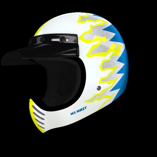 Jersey Motocross, Motos