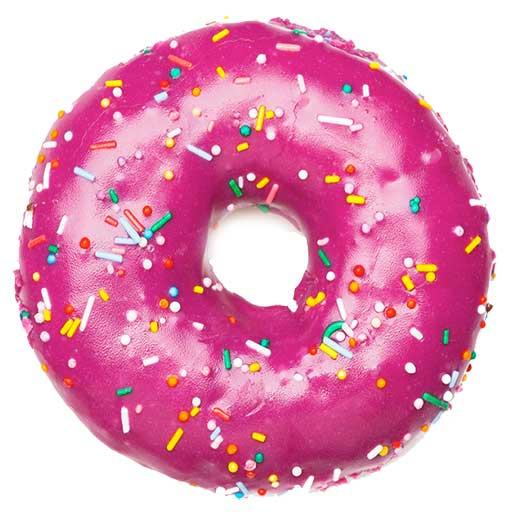 Doughnut V Donut The Donut Wall Company