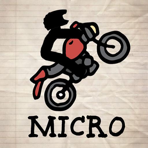 Doodle Biker Micro