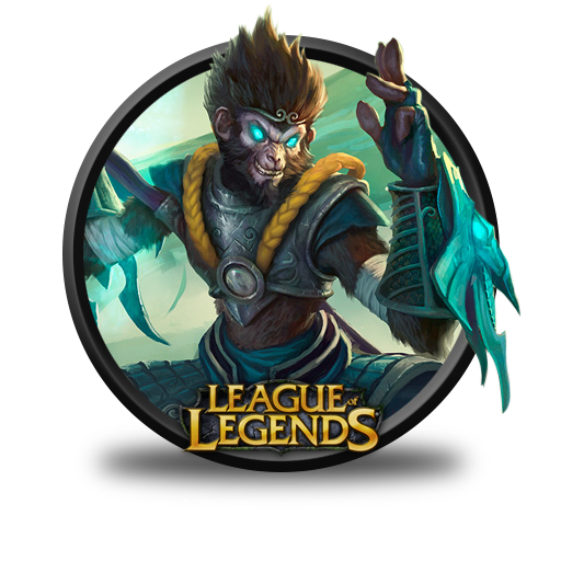 Wukong Jade Dragon Icon League Of Legends Iconset