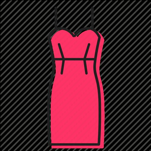 Clothes, Design, Dress, Fashion, Outlet, Sale, Shop Icon