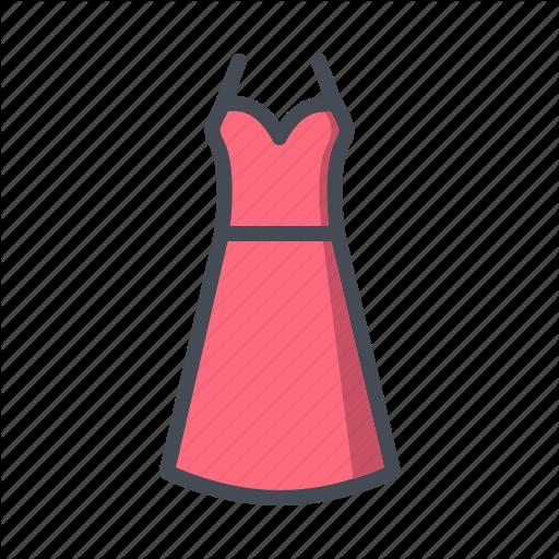 Dress, Fashion, Lady Icon